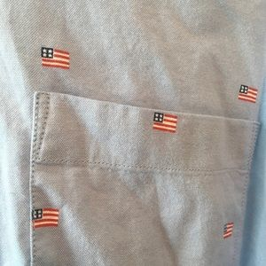 Old Navy Shirts - Old Navy Patriotic USA flag long sleeve XXL TTG